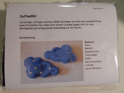 Picture of Bastelpackung Duftwölkli